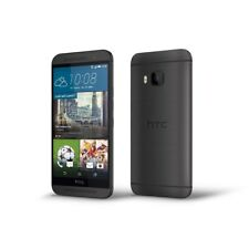 HTC One M9 32GB Gunmetal Android Smartphone Gebrauchtware akzeptabel