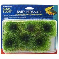 LM Penn Plax Aqua Plant Baby Hide-Out
