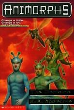 The Decision (Animorphs, No. 18) by Applegate, K.A.