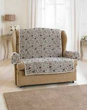 3 SEATER JACQUARD FURNITURE SOFA SETTEE SLIP COVER ARM CHAIR PET PROTECTOR THROW