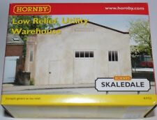 "Hornby Skaledale ""Low Relief Utility Warehouse"" R 9755"