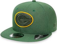New Era Green Bay Packers Team Outline OTC Snapback Cap 9fifty 950 S M Basecap