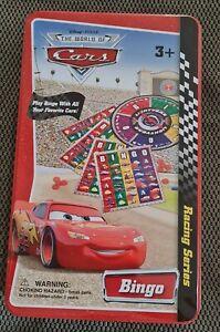 Disney Pixar The world of Cars Bingo Game 3+ Years 🏎
