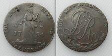 1794 Half Penny Token - Dublin - The Land We Live In