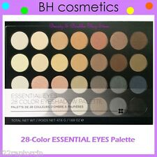❤️⭐ NEW BH Cosmetics 😍🔥👍 ESSENTIAL EYES 🎨💋 28-Color Eye Shadow Palette 💎