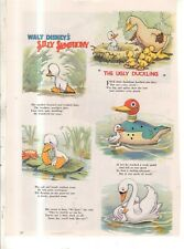 1939 Disney - Silly Symphony The Ugly Duckling from Good Housekeeping