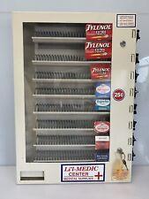 Li'l Medic  Center 8 Column Medical Supplies 25 cent Vending Machine