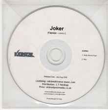 (GH977) Joker, Holly Brook Park / 80s - 2008 DJ CD