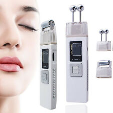 New Portable Galvanic Roller Beauty Facial Skin Care Spa Salon Machine Hot