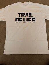 Trail Of Lies Medium Shirt Hardcore Straight Edge Turnstile