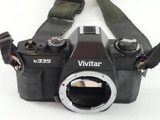 (ref165LFT 96) Rétro Vintage Vivitar V335 SLR Caméra Corps Seulement