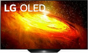 LG OLED65BX9LB 165cm OLED TV Smart-TV 4K UHD Triple Tuner Bluetooth B-WARE