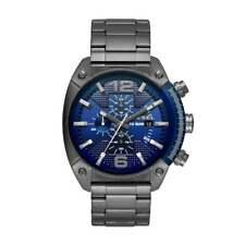 0c36271a3a6a DIESEL Overflow Blue Dial Chronograph Men s Watch DZ4412