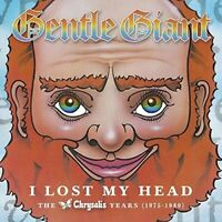 Gentle Giant - I Lost My Head: The Albums 1975-1980 [New CD] UK - Impo