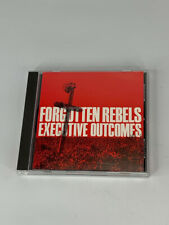 Forgotten Rebels Executive Outcomes Cd Bacchus Archives Dionysus Records 1998