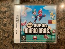 New Super Mario Bros DS Boxed Nintendo DS