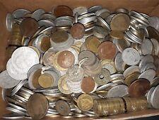 A SAISIR Lot de pièces de monnaie françaises