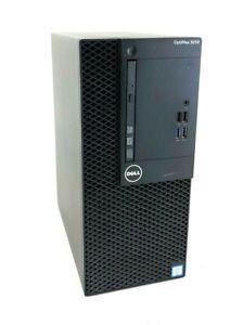 Dell OptiPlex 3050 Mini Tower Desktop barebone No RAM/CPU/HDD