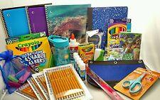 Back to School Supplies Boy Elementary Bundle Pencils 125 Pieces Please Read ♡