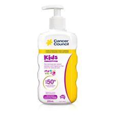 CancerCouncil Kids Sunscreen 200ml SPF 50+