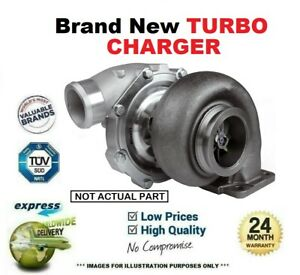 Brand New TURBO CHARGER for MERCEDES BENZ C-Class Estate C350 CDI 2009-2014