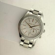 fb32f2a75f78 Acceso a la MKT4004 Slim Runway Michael Kors híbrido Smartwatch Reloj de  Enlace de Acero Inoxidable
