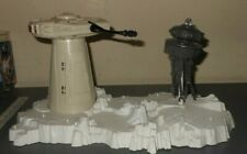 Vintage Star Wars 1979 Kenner Hoth Turret And Probot Droid Playset
