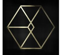 EXO EXODUS 2nd Album Korean Random Ver CD+PhotoBook+Photocard KPOP Sealed