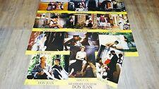 LES EXPLOITS D'UN JEUNE DON JUAN jeu 12 photos cinema lobby cards sexy erotique