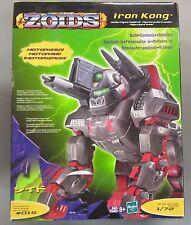 Zoids Iron Kong 1/72 #015 New In Box Motorized Action Figure 2001 Tomy Hasbro
