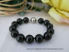 Armbänder mit Perlen aus Mischmetall echten für Damen