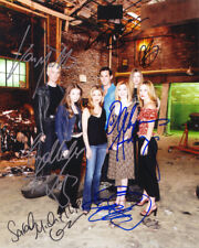 BUFFY THE VAMPIRE SLAYER CAST AUTOGRAPHED SIGNED A4 PP POSTER PHOTO 5