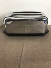 Cuisinart Classic Style Model Cpt-90 (4) Slice Toaster Stainless Steel