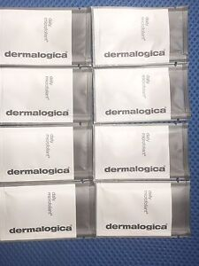 dermalogica DAILY MICROFOLIANT X 8 Samples travel