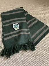 Harry Potter Slytherin Thicken Wool Scarf Soft Warm Costume Cosplay Halloween