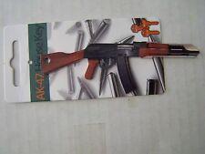 AK-47 Kwikset house key blank.