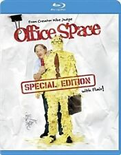 Office Space Blu-ray 1999 Ron Livingston Special Edition Widescreen
