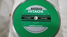 "Hitachi Diamond Blade 14"" Arbor 5/8""-7/8"" - 20mm"