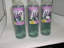 Avon Naturals Lavender & Chamomile Foam Bath Lot of 3