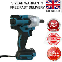 Heavy Duty for Makita DTW285Z 18v Li-ion Brushless Wrench Replacement Bare Unit