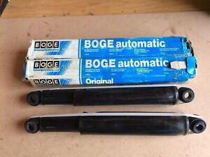 Boge Shock Absorbers X2 (rear) Bedford Midi Mk1-2:Toyota Hi-Ace 77-83