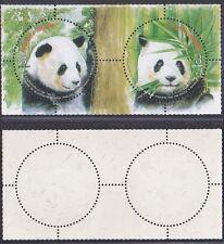 Thailand 2005 Giant Panda 30th Relationship China stamps 2v MNH
