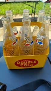 double cola bottle 6 pack with carry case