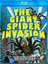 THE GIANT SPIDER INVASION - DVD - Steve Brodie - OFFICIAL STUDIO RELEASE  - NEW!