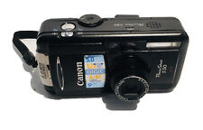 Canon PowerShot S50 5.0MP Digital Camera - Black - No Battery Or SD Card