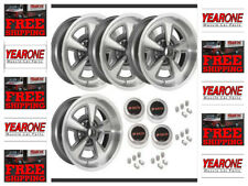 "17"" X 9"" Cast Aluminum  Rally II  Wheel Kit"