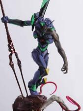 EVA -01 Evangelion Unpainted Statue Figure Model Resin Kit RARE