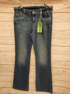 Marks and Spencer 'Indigo' New jeans 14 long