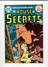 Dc Comics House Of Secrets #124 Oct 1974 vintage comic Vf/Nm condition