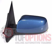 Ford SZ Territory LH STD & Temp Door Mirror - AERO BLUE 2004-2016 - 5 Pin